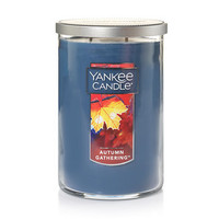 Autumn Gathering™ : Large 2-Wick Tumbler Candles : Yankee Candle