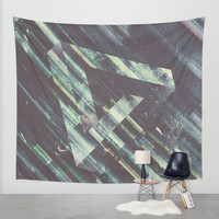 Nothing is possible Wall Tapestry by Kardiak | Society6