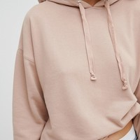 New Look Drop Arm Hoodie at asos.com