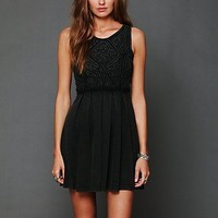 Free People Sassy Soutache Dress