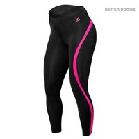 Better Bodies Curve Mesh Tights