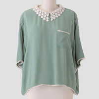 Country Home Blouse