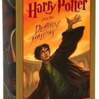 Harry Potter and the Deathly Hallows (Harry Potter #7) Deluxe Edition