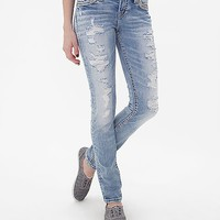 Silver Tuesday Mid-Rise Skinny Stretch Jean