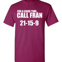 For a Good Time Call Fran Crossfit