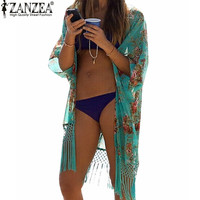 Plus Size S-XXL 2015 Summer Women Fashion Beach Cover Up Sexy Swimsuit Bathing Suit Cover Up Kimono Beach Swimwear