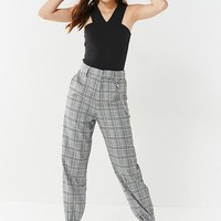I.AM.GIA Cobain Relaxed-Fit Plaid Chain Pant | Urban Outfitters