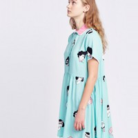 Lazy Oaf Pink Bitches Dress - Everything - Categories - Womens