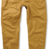 Well Versed Twill Drop Jogger Pants