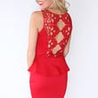Like Crazy Dress - Red