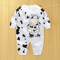 baby clothes new hot 100% cotton winter and autumn baby rompers baby clothing boys/girls/infant/newborn/kids long sleeve clothes