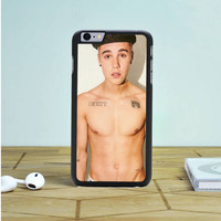 Sexy Justin Bieber Tongue Out iPhone 6 Plus Case Dewantary