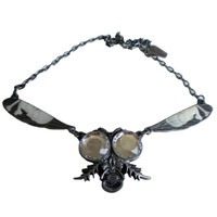 Return Of The Fly Necklace Clear | Kreepsville 666