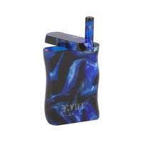 RYOT® Acrylic Magnetic Taster Box in Blue and Black - Short