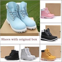 Timberland Boot Men/Women Fashion Boots