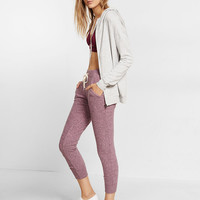 express one eleven brushed jogger pant