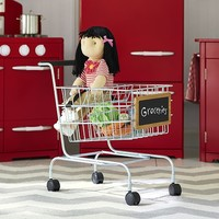 Metal Shopping Cart | Pottery Barn Kids