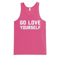 Go Love Yourself (tank)