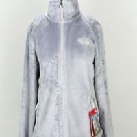 2014 WOMEN'S THE NORTH FACE OSITO 2 JACKET C782A0M HIGH RISE GREY (T)
