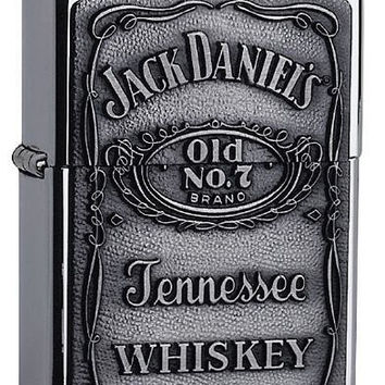 Personalized Jack Daneils Genuine Zippo Lighter - Free Engraving