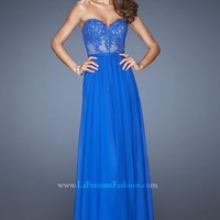 La Femme 20393 at Prom Dress Shop