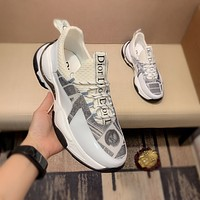 dior womens mens 2020 new fashion casual shoes sneaker sport running shoes 68
