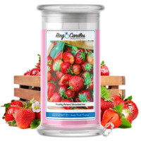 Strawberry Fields   Ring Candle®
