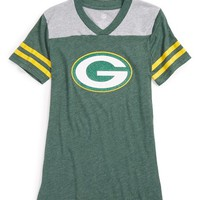 Outerstuff 'NFL - Green Bay Packers' Graphic Tee (Big Girls)