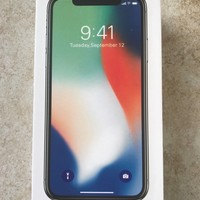 Goophone (iPhone) X - FACTORY UNLOCKED - 256 GB - Quad Core - Silver