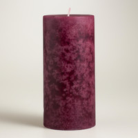 """3"""" x 6"""" Moroccan Spice Candle - World Market"""