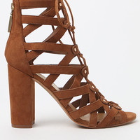 Dolce Vita Karli Lace-Up Suede Sandals at PacSun.com