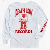 Death Row Records Long-Sleeve Tee