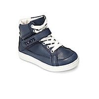 Tod's - Infant's & Toddler's Leather Desert Boot High-Top Sneakers - Saks Fifth Avenue Mobile