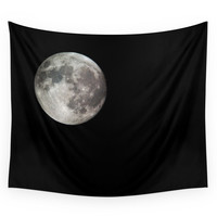 Society6 Moon Wall Tapestry