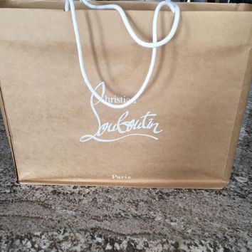 DCCK christian louboutin pigalle 37 nwt