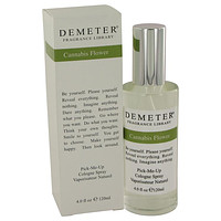 Demeter Cannabis Flower by Demeter Cologne Spray 4 oz for Women