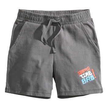 H&M - Jersey Shorts -