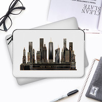 New York City Macbook 12 Sleeve by Elisabeth Fredriksson | Casetify
