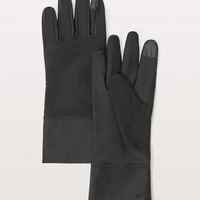 Running Warm Gloves | Women's Scarves + Gloves | lululemon athletica