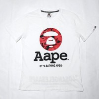 Cheap Women's and men's aape t shirt for sale 501965868-051