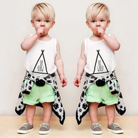 Kids Boys Girls Baby Clothing Products For Children = 4446129028