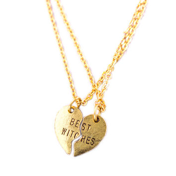 Best Witches Necklace