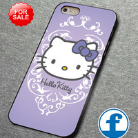 Funny illustrations hello kitty  for iphone, ipod, samsung galaxy, HTC and Nexus PHONE CASE