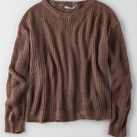 DON'T ASK WHY CREW NECK SWEATER