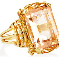 Morganite Belle Epoque Ring, Stone & Novelty Rings