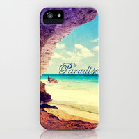 Paradise - for iphone iPhone & iPod Case by Simone Morana Cyla
