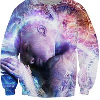A Prayer for the Earth Crewneck Sweatshirt