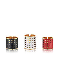 Products by Louis Vuitton: Skin Trio of RIngs
