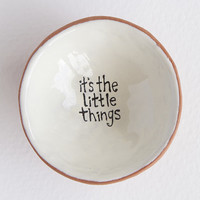 It's the Little Things Tiny Trinket Dish