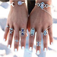 Stylish Ring Accessory Set [11762570447]